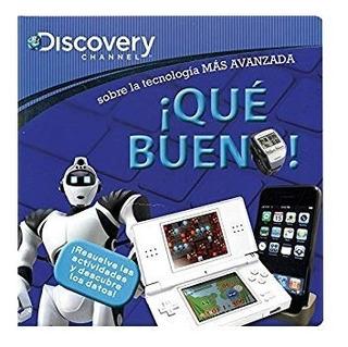 Discovery Channel Que Bueno Parragon Tecnologia Mas Avanzada