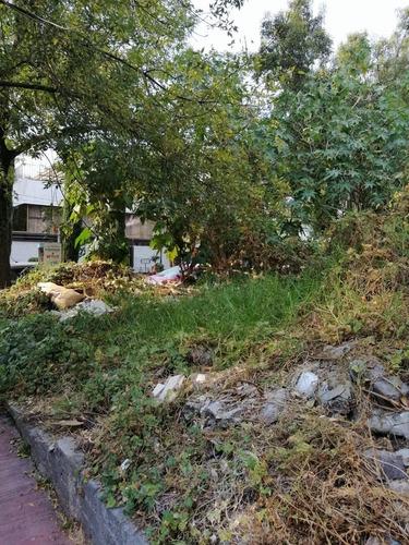 Imagen 1 de 7 de Terreno En Venta En Jardines De Coyoacan.