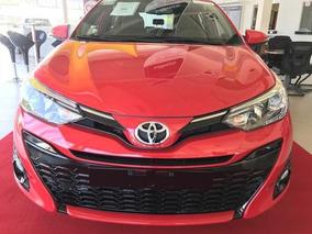 Toyota Yaris 1.5 Xls 16v Cvt Automático