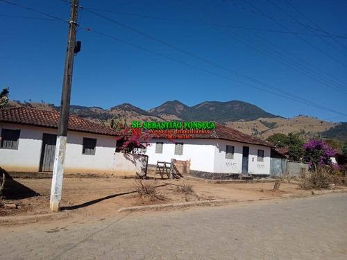 Chácara Com 2 Casas Em Virginia/ Minas Gerais - 1574