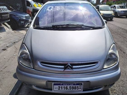 Xsara Picasso 1.6 I Exclusive 16v Manual