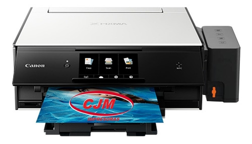 Canon Ts8220 Wifi Duplex Cd,dvd,pvc,fotos Tinta Continua