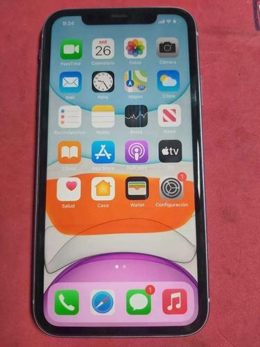 iPhone 11 64 G B, Color Morado