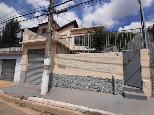 Casa Para Aluguel, 2 Quartos, Vila Diva (zona Norte) - São Paulo/sp - 1212