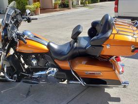 Harley Davidson Touring Electra Glide Ultra Límited 2014