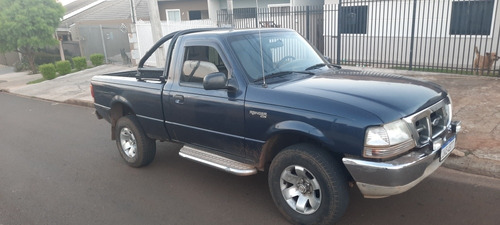 Ford Ranger 2001 2.5 Xl Super Cab. 4x2 4p Diesel