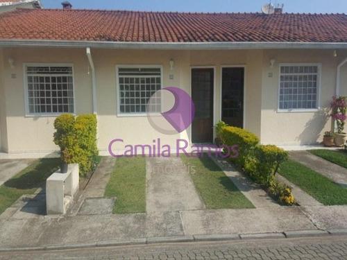 Casa Em Condomínio Fechado, 02 Dormitórios À Venda Para Investidores - Vila Urupês - Suzano/sp - Ca0393 - 68334036