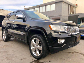 Remato Jeep Grand Cherokee 2013 Overland Summit 4x4 Puebla