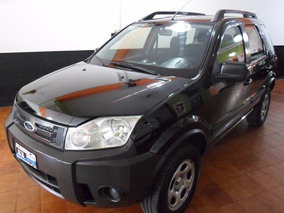 Ford Ecosport Xl Plus 1.6 2010 U8nico Dueño Impecable