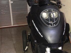 Eletrobike Scooter Triciclo