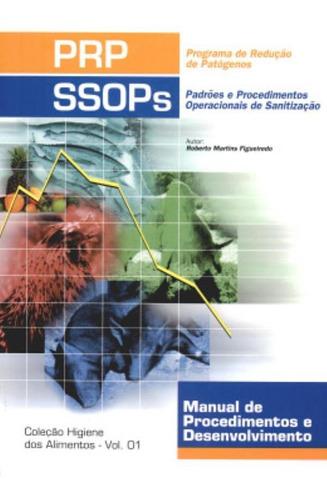 Prp-ssops - Programa De Reducao De Patogenos - Manual De P