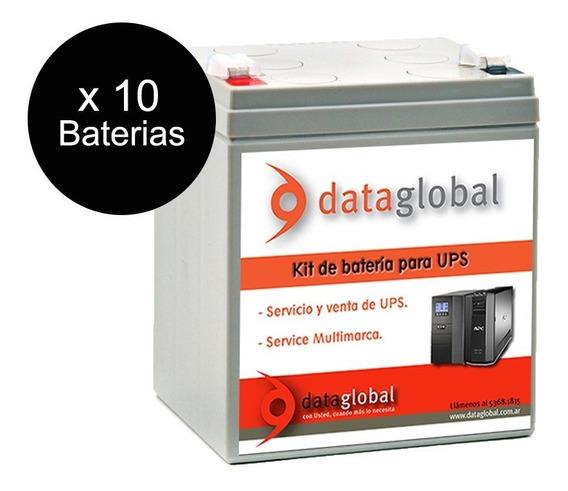 Hp Recambio Bateria Hewlett Packard Ups R/t3000
