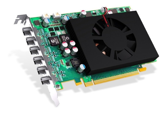 Placa De Video Matrox C680