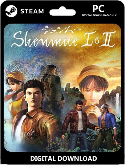 Shenmue I & Ii - Pc Key Steam Original