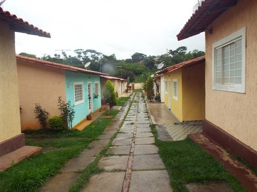 Casa Em Condomínio Com 2 Quartos Para Comprar No Nova Pampulha Em Vespasiano/mg - 3295