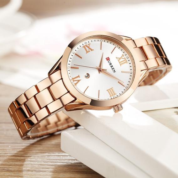 Reloj Curren Con Maquina Japonesa Sgp 9007 Guilad Joyas