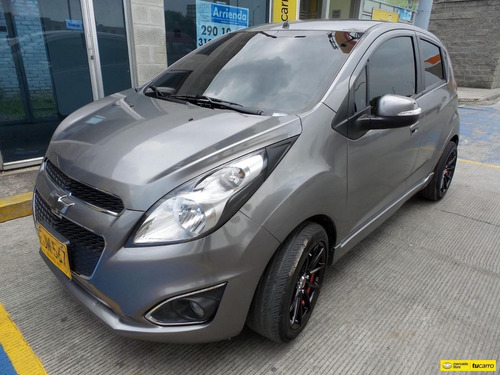 Chevrolet Spark Gt Rs Full Equipo