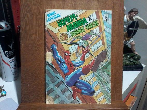 Hq Homem Aranha X Duende Verde Volume 1 - Original