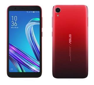 Asus Zenfone Live L2 / 5.5 Pul / 13mpx / 16gb / 2ram / Rojo