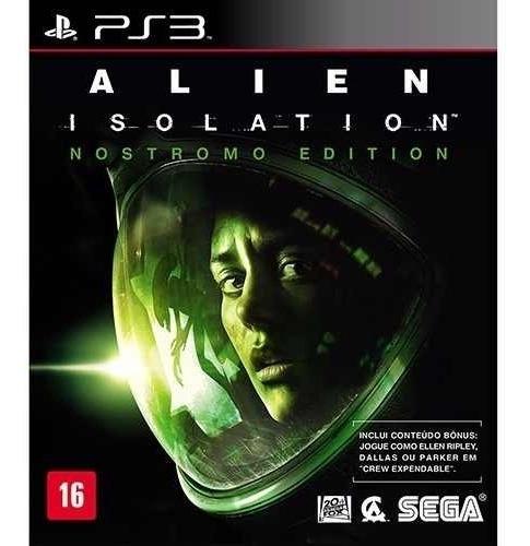 Alien Isolation Ps3 Mídia Física Lacrado Rcr Games
