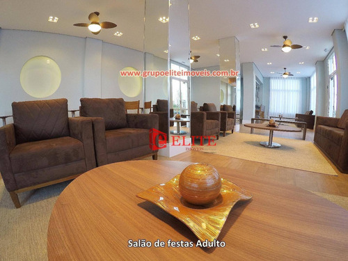 Apartamento Com 3 Dormitórios À Venda, 90 M² Por R$ 480.000,00 - Jardim Sul - São José Dos Campos/sp - Ap3176