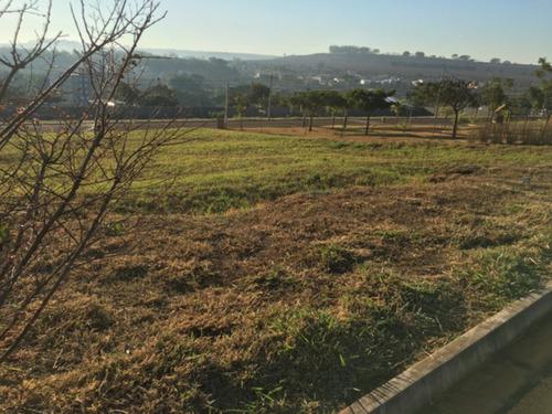 Imagem 1 de 3 de Terreno No Condomínio Terras De Santa Martha, Ilha, Com 261 M², Em Bonfim Paulista - Te00136 - 68187035