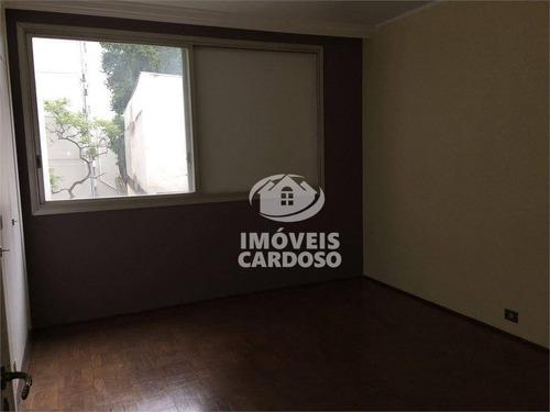 Imagem 1 de 19 de Apartamento Com 3 Dormitórios À Venda, 256 M² Por R$ 223.500 - Higienópolis - São Paulo/sp - Ap0428