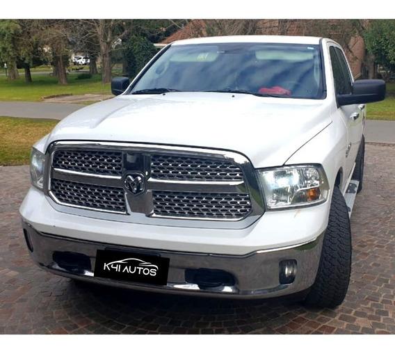 Dodge Ram Laramie 1.500 2015 Año 2015 Oportunidad