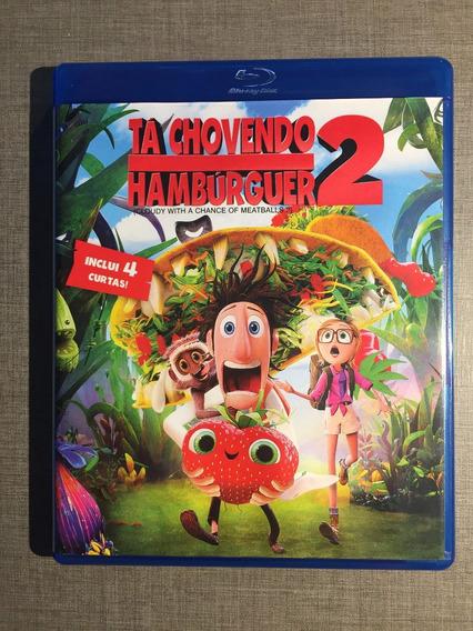 Blu-ray - Tá Chovendo Hambúrguer 2