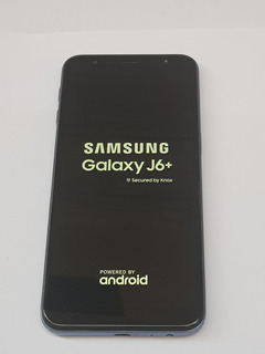Samsung J6 Plus 2018 32gb 3gb Ram Libre Arg Factura A/b