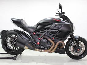 Ducati - Diavel Abs - 2015 Preta