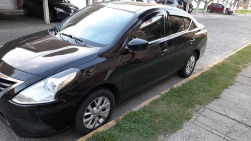Nissan Versa 2016 1.6 16v Sv Flex 4p