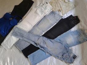 59dae167b Colcci Animale Lote Calca Jeans - Calçados, Roupas e Bolsas no ...