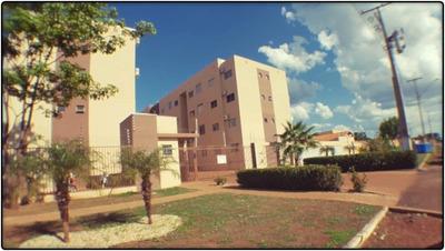 Apartamento Em Plano Diretor Norte, Palmas/to De 52m² 2 Quartos À Venda Por R$ 160.000,00 - Ap106024