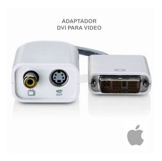 Adaptador Dvi Para Vídeo Duas Saídas- M9267g/a - Apple