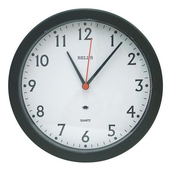 Relógio Parede Bells Redondo Liso 2 Unidades - Atacado