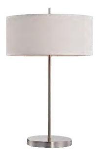 Luminaria De Mesa Satin/tela Color B Tecnolite Home Th3310-m