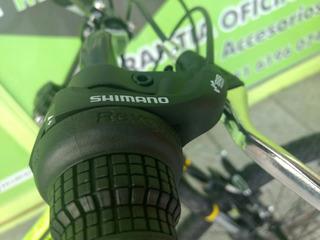 Bicicleta Mtb Motomel Maxam 175l R27.5 Shimano 21v #1