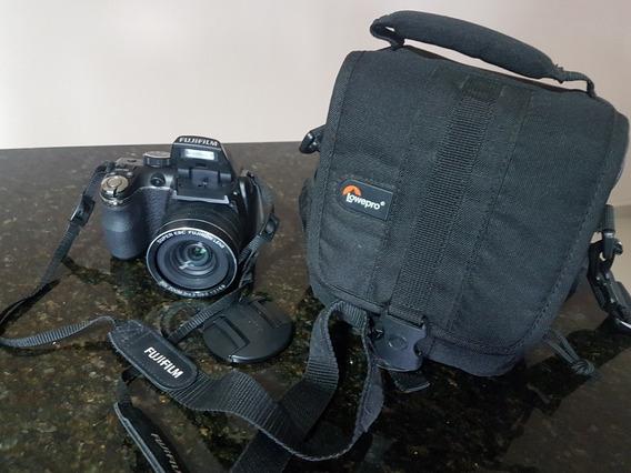 Câmera Fujifilm S4500 + Bolsa De Transporte
