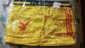 Paq De 2 Boxer Microfibra Play Boy Para Hombre Unitalla