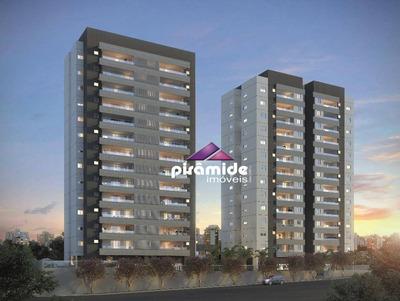 Ultimas Unidades Com A Construtora Apartamento Com 3 Dormitórios À Venda, 92 M² Por R$ 683.900 - Vila Adyana - São José Dos Campos/sp - Ap10352