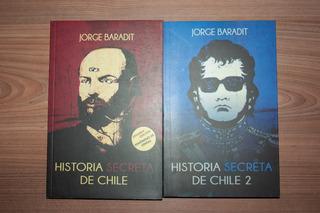 Historia Secreta De Chile 1 Y 2