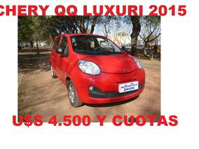 Chery Qq Luxury Muy Buen Estado Oportunidad!!!
