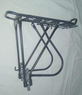 Portaequipaje De Aluminio Para Todo Terreno 26 Al 29 Mtb