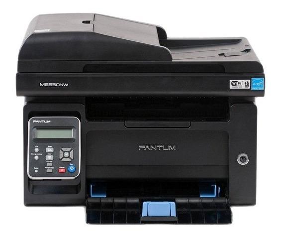 Impressora Multifuncional Laser Mono Wi-fi M6550 - 110v Elgi