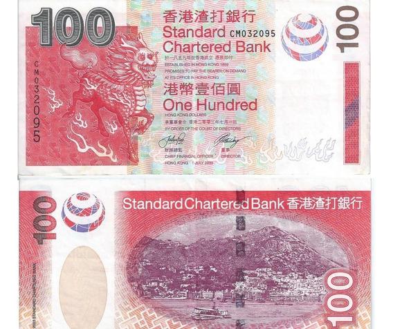 Cédulas Hong Kong Moeda Moedas Papel Kit Dinheiro Oferta