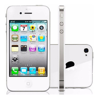 iPhone 4s - 32gb - Caixa + Carregador + Cabo Usb + Headfone