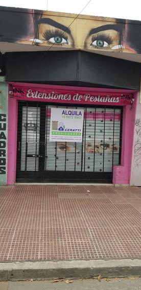 Alquiler Local Comercial Centro De Villa Ballester