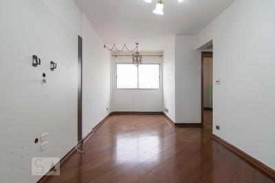 Apartamento No 10º Andar Com 2 Dormitórios E 2 Garagens - Id: 892907604 - 207604