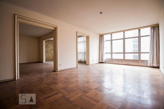 Apartamento Para Aluguel - Jardim Paulista, 4 Quartos, 250 - 892794271
